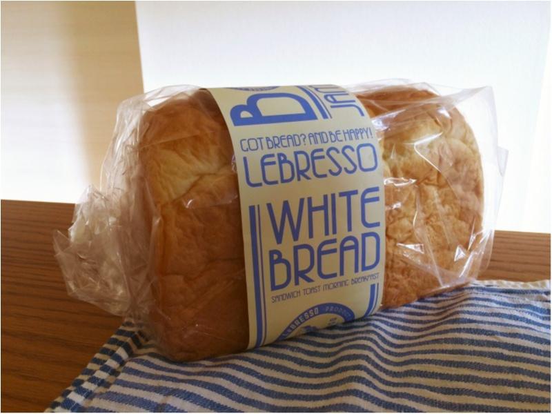 《大阪梅田で買える♡》食パン専門店のミミまでやわふわ!おしゃれすぎる食パン【LeBRESSO】_4