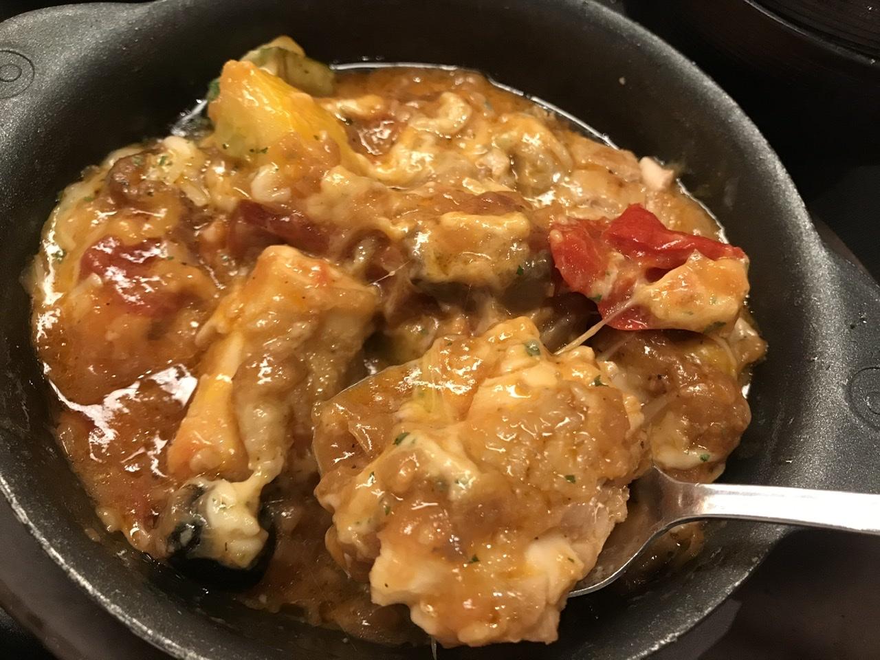 『松屋』の「カチャトーラ定食」が食べごたえ満点でおいしい! たっぷり野菜で女子にもおすすめ!!_5