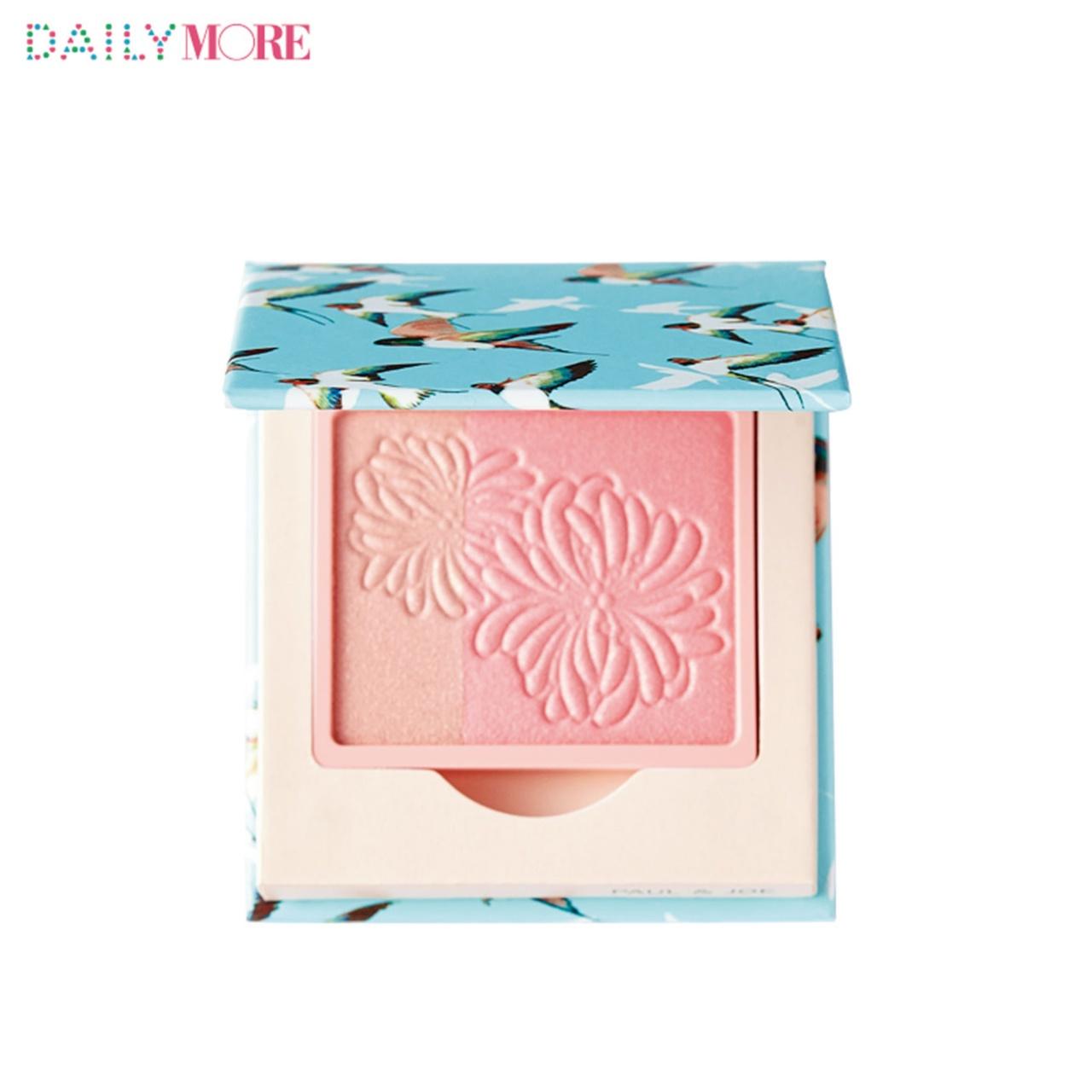 春の眉は『ポール & ジョー ボーテ』のコーラルピンクを♡ 大人のための「ピンクメイク」のトリセツ_3