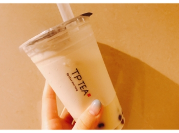 《関西初オープン♪》タピオカドリンク【TP TEA】♡限定クーポン情報アリ☆