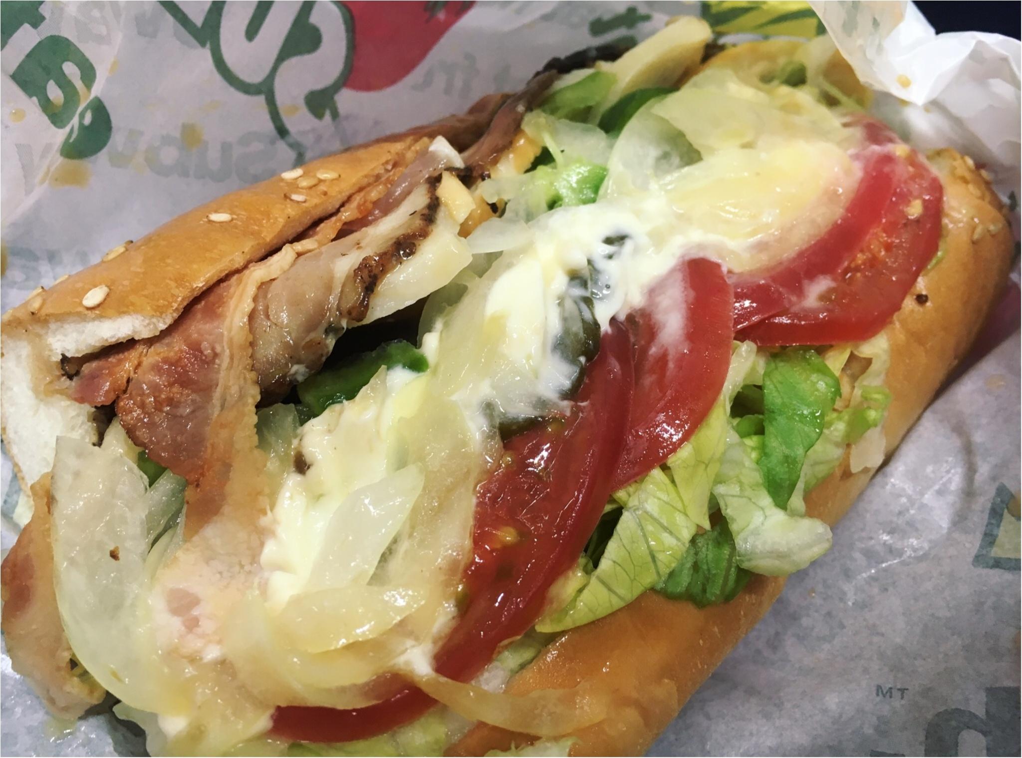 【SUBWAY】8日間限定販売!ボリューミーな「贅沢★肉サンド」は終了間近!!お得な頼み方も…!?_2