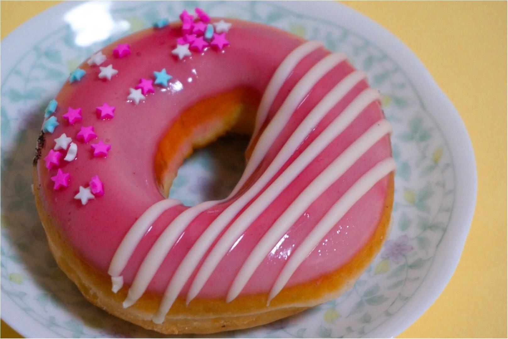 《夢のコラボが実現‼︎》こんなの待ってた♡今日から発売【クリスピークリームドーナッツ】の新作はひと味違うヽ(^◇^*)/ _8
