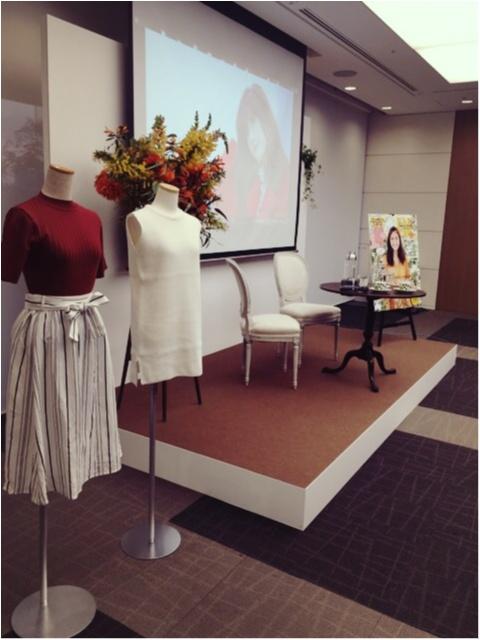 【Flower Days展示会&佐藤ありさちゃんトークショー】に行ってきました♡!_3