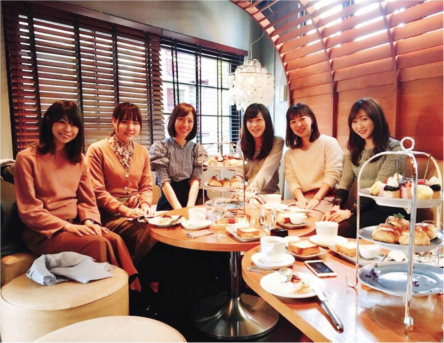 【モアハピ的三ツ星女子会スポット】焼きたてフレンチトーストが美味しい♡ブランチ専門店「M HOUSE」でアフターヌーンティー@東京・恵比寿_3_5