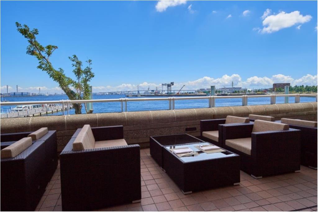【GW限定】横浜の海を目の前に「非日常のぜいたくランチ♡」してみない?_1