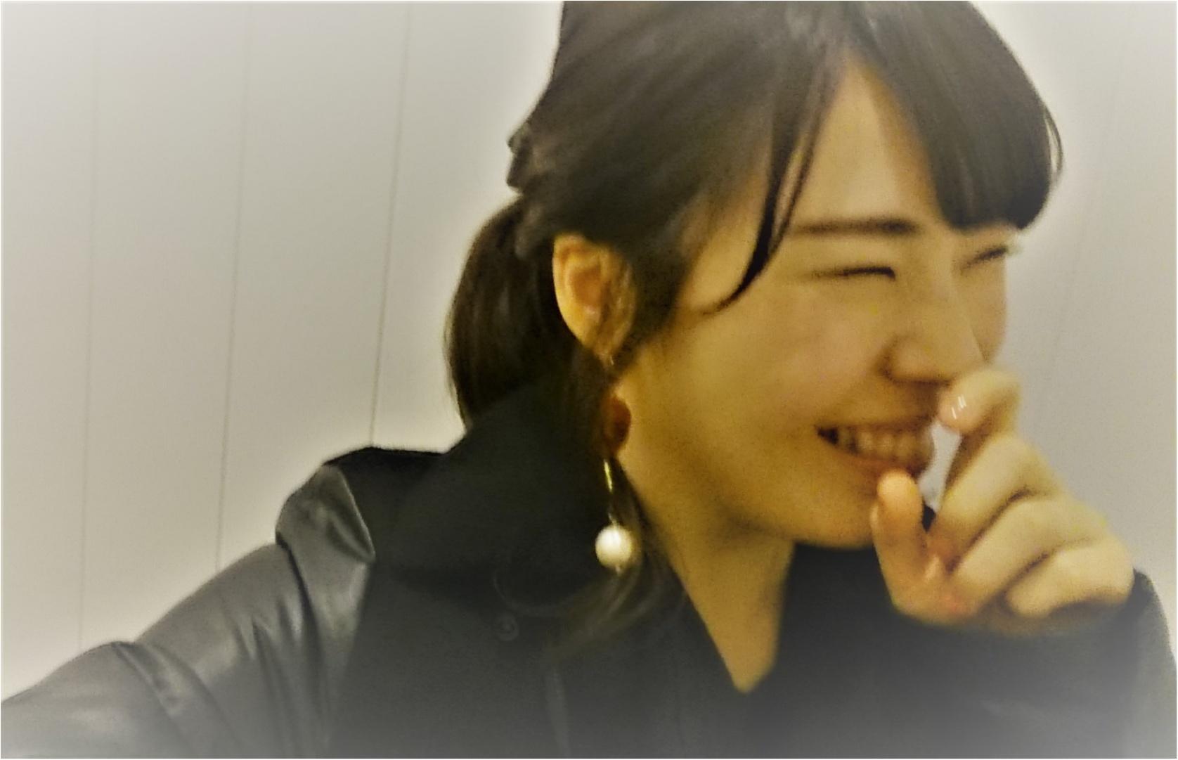 →【 友達とランチ coordinate♡】大ぶりイヤリングが大活躍!_2