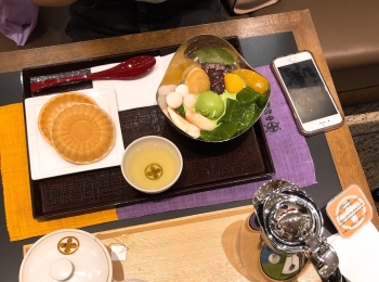 <京都*秋>食欲の秋、甘い味覚めぐり