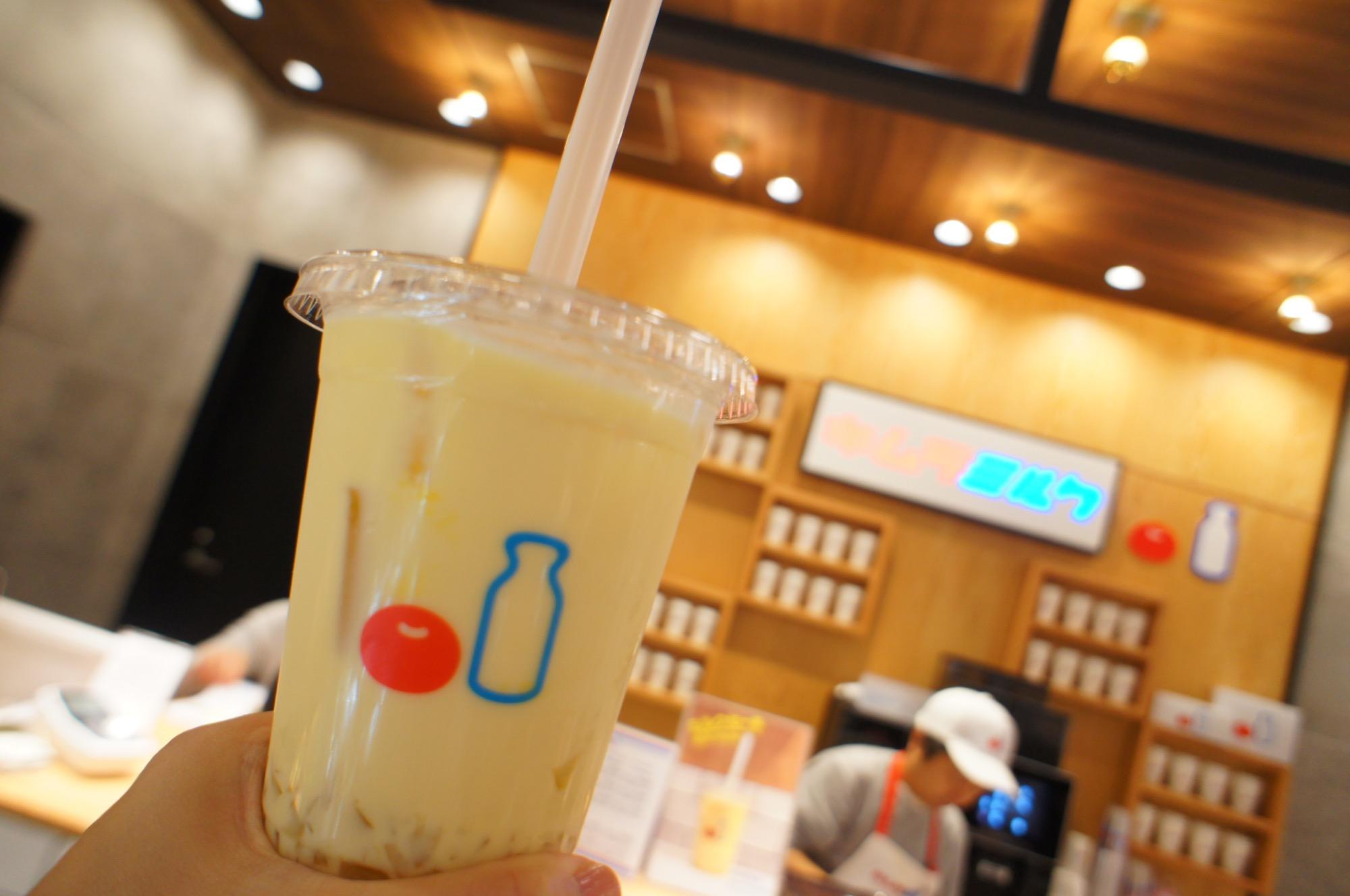 《11/1open❤️》【渋谷スクランブルスクエア】木村屋の新業態!キムラミルク☻♡_5