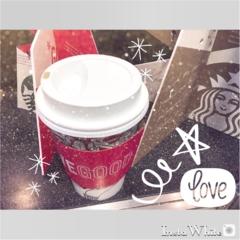 【スタバ】クリスマスまでの限定ドリンク♡抹茶ホワイトマーブルフラペチーノと抹茶ホワイトラテ❤︎