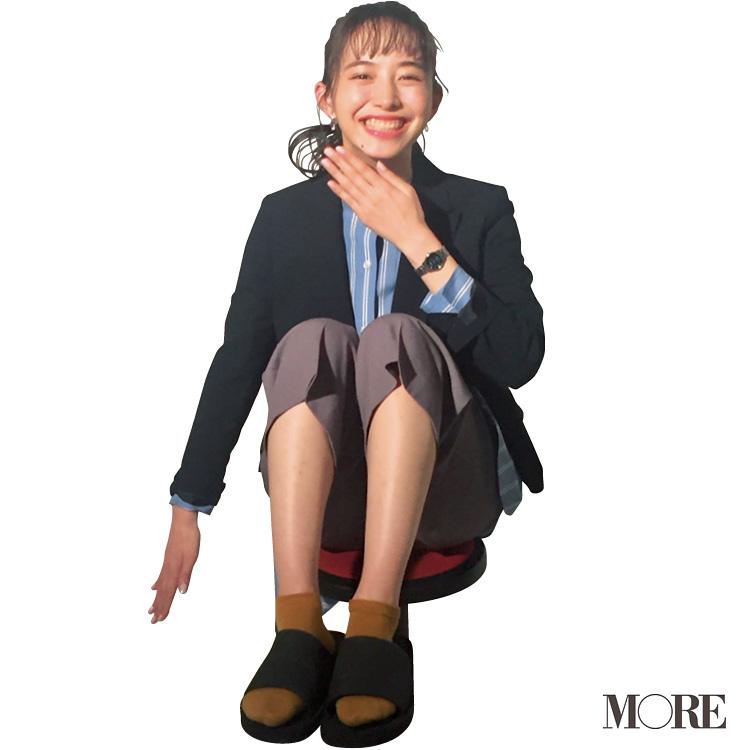 井桁弘恵が時計の撮影に初挑戦! 慣れない撮影に思わず固まった瞬間。【モデルのオフショット】_1