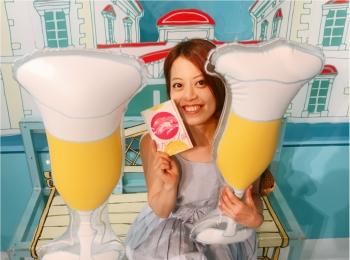 【#カンパイ展】ビールが飲めなくても楽しめるっ♡フォトジェニックな体験型エキシビジョン!