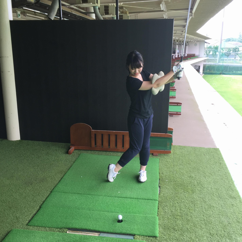 『エースゴルフクラブ』さんで初めてのゴルフレッスン!【#モアチャレ ゴルフチャレンジ】_4_2