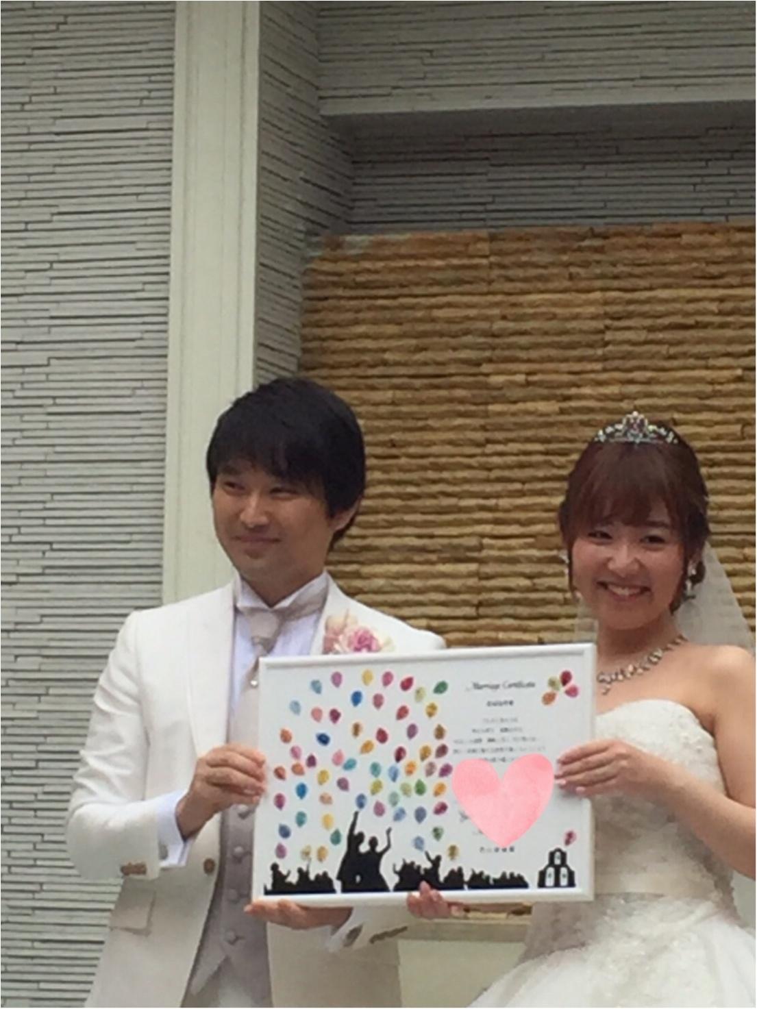 世界一「姫!」な花嫁さん♡ももえちゃん結婚式レポ♡_10