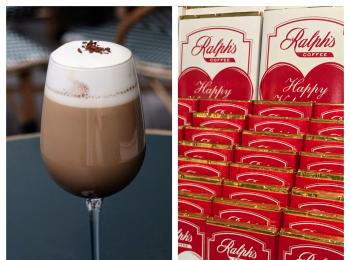 『ラルフズ コーヒー』のイタリア生まれの限定ホットドリンクが素敵すぎる♪ おしゃれカフェで海外旅行気分【#バレンタイン 2020】