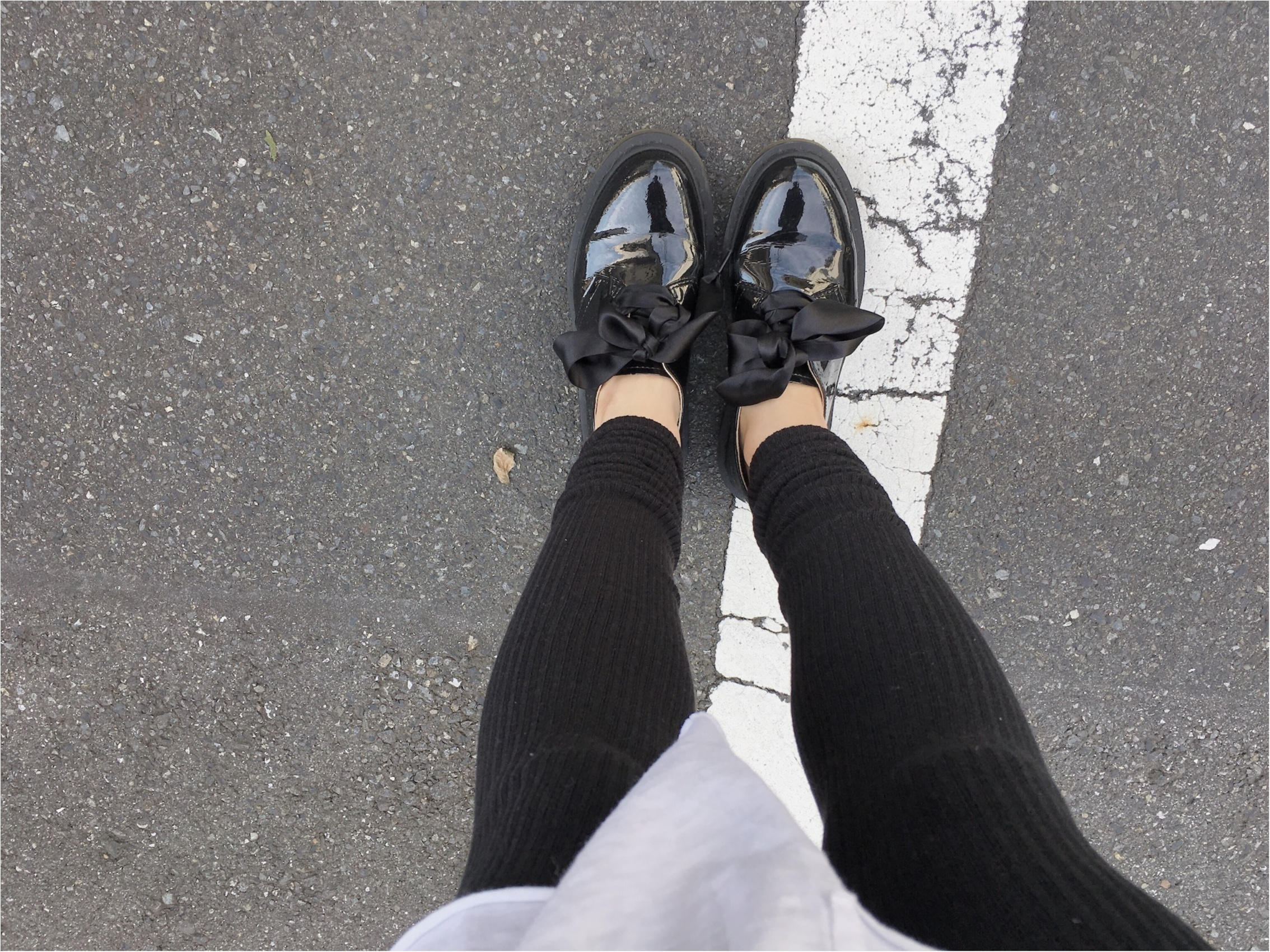 【UNIQLO】お洒落な人はみんな履いてる!《ヒートテックニットレギンス》脚長効果も?!_2