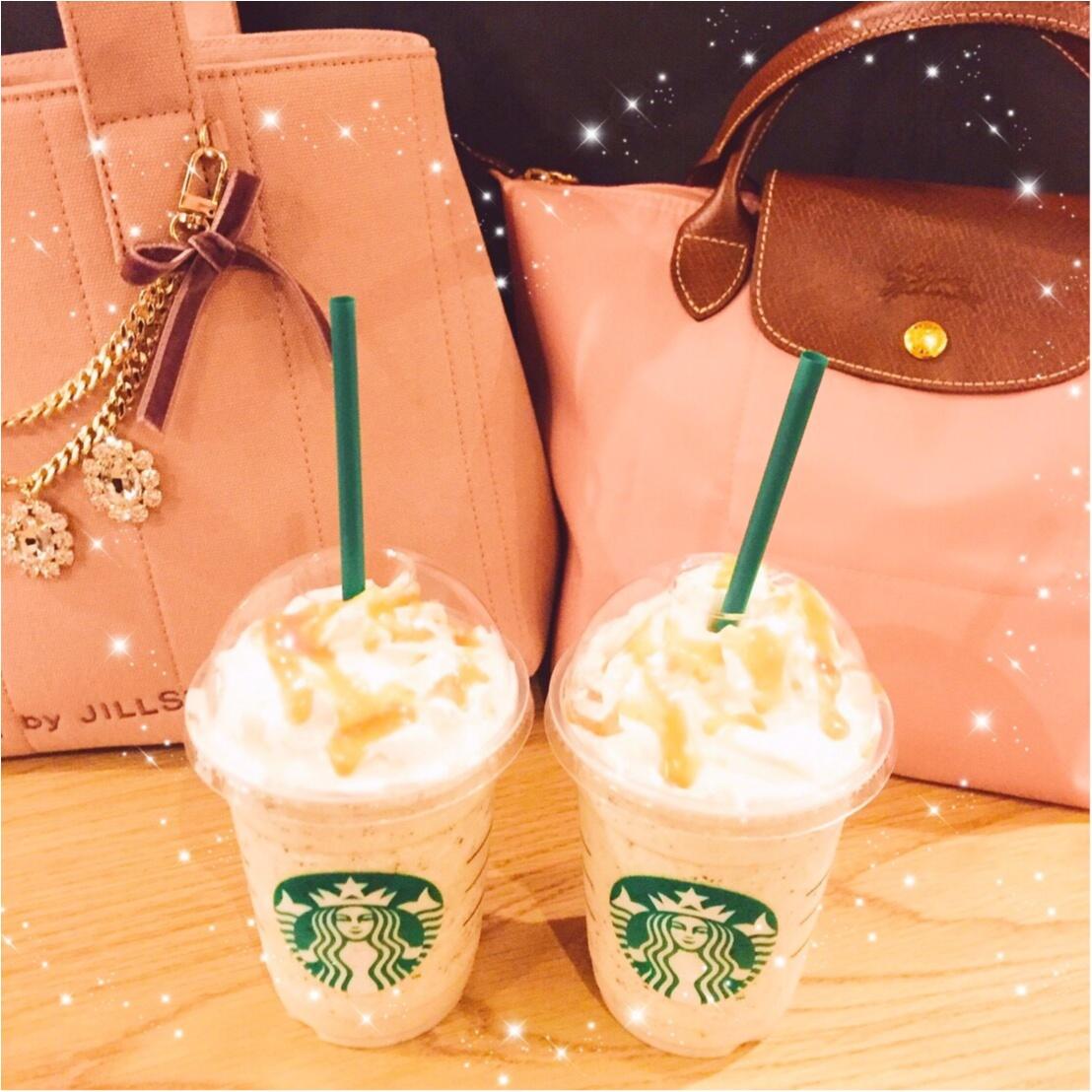 【スタバ】ほうじ茶クリームフラペチーノはどこか懐かしい◯◯の味がする♡♡_4