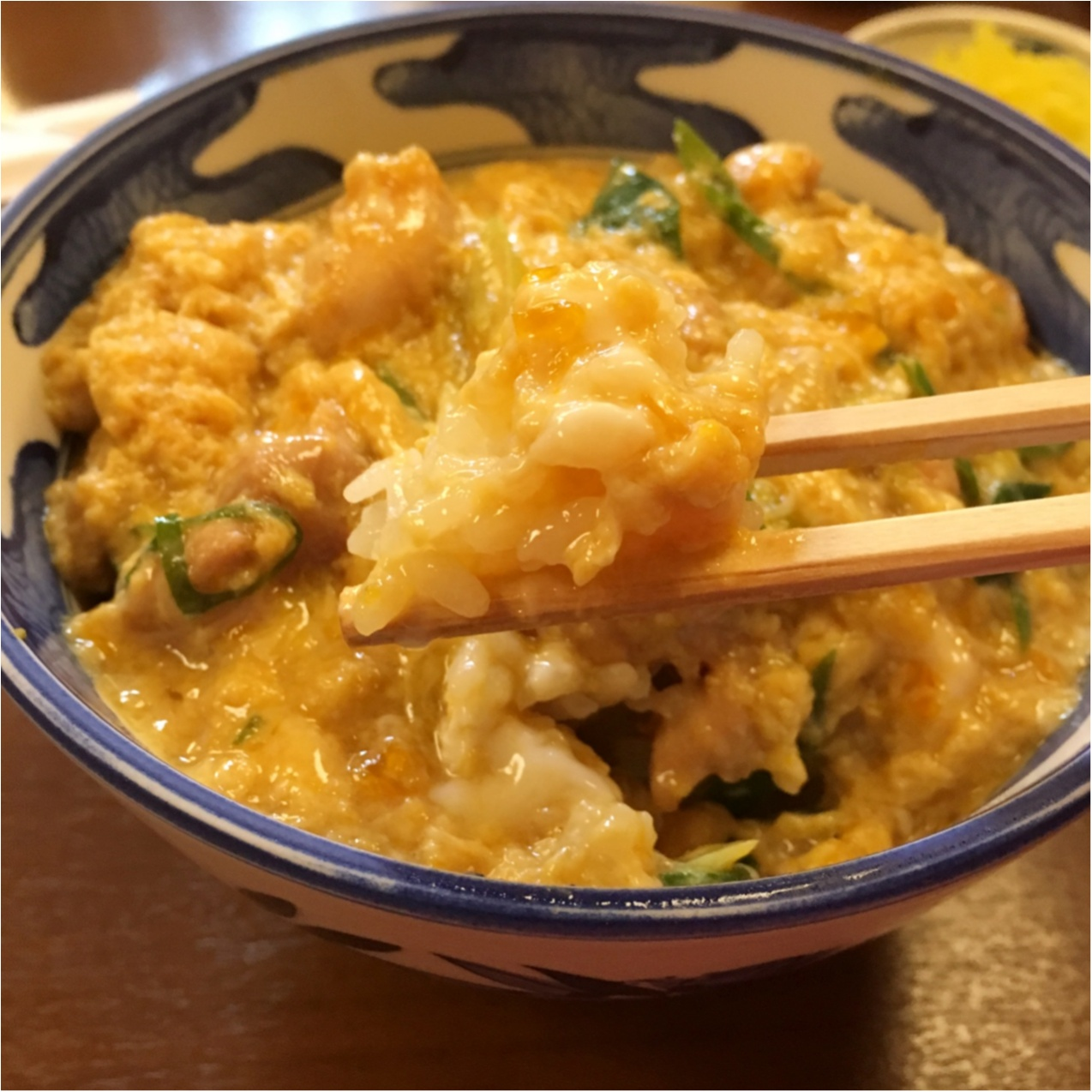 ふわトロっ♡ 絶対に食べたい!京都の老舗《 ひさご 》が作る、人気の親子丼♡♡_4