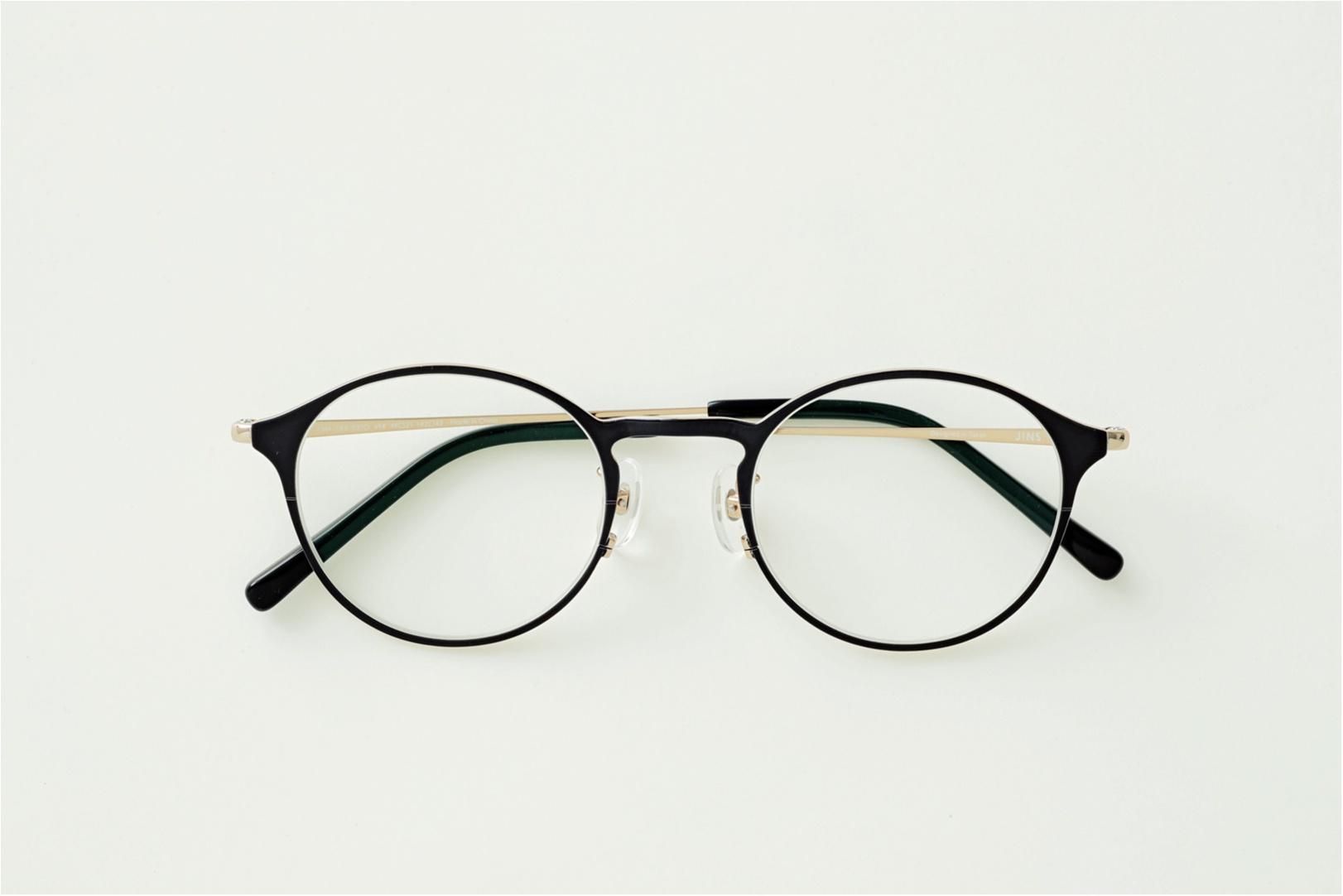 めがね,メガネ,JINS,佐藤栞里,ボストン型