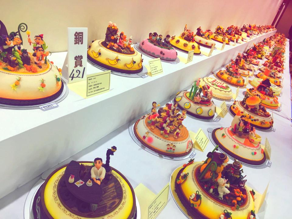 ジャパンケーキショーに行ってきました(*´∀`*)_2