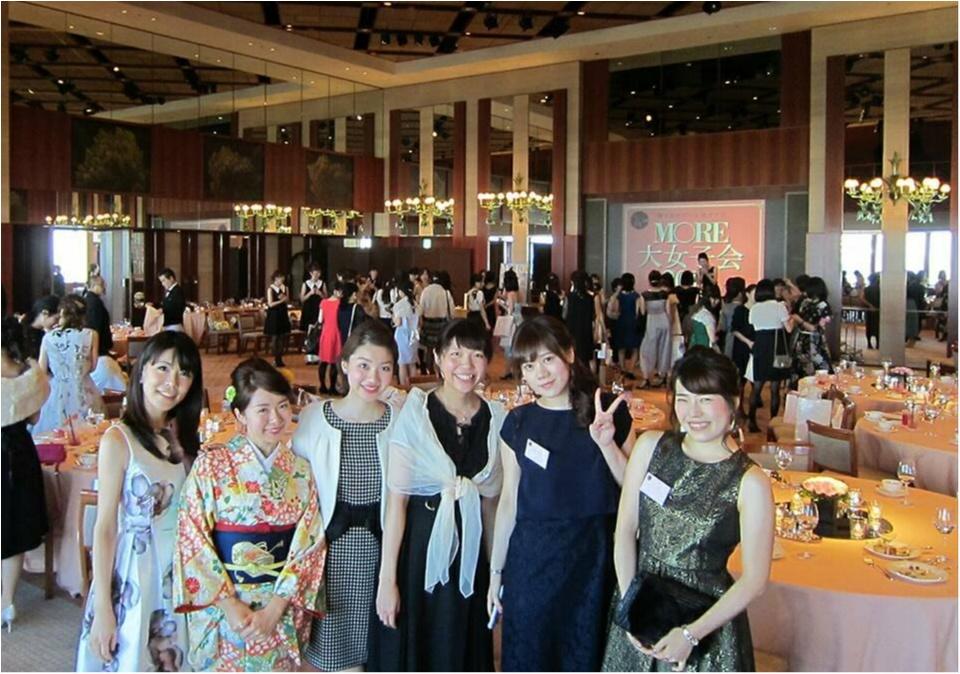 【MORE大女子会】読めばあなたもキラキラ!?♡パークハイアット東京で夢のよな素敵時間レポート!_13