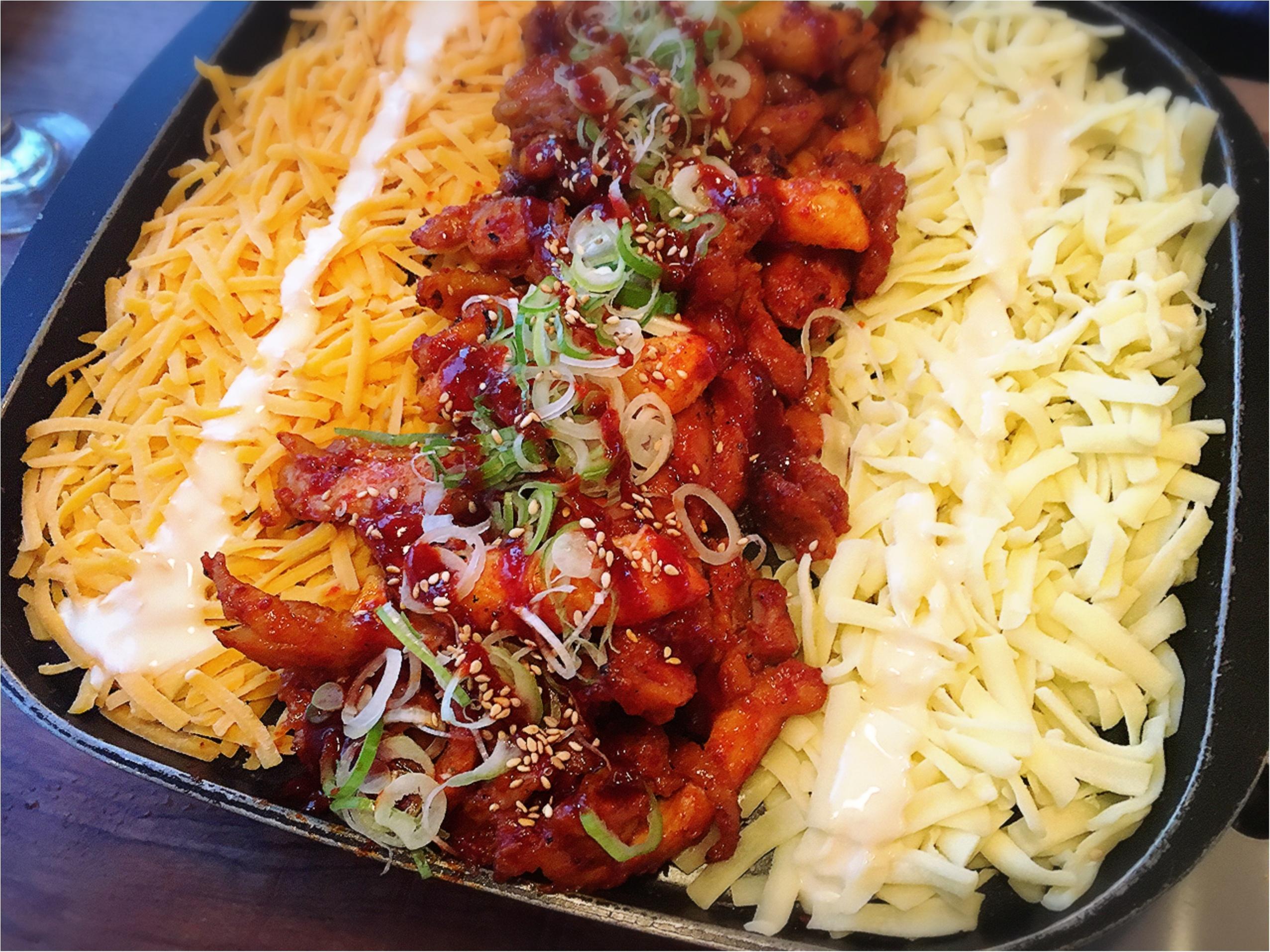 新大久保で話題沸騰!韓国料理の新定番チーズタッカルビ‼︎_1