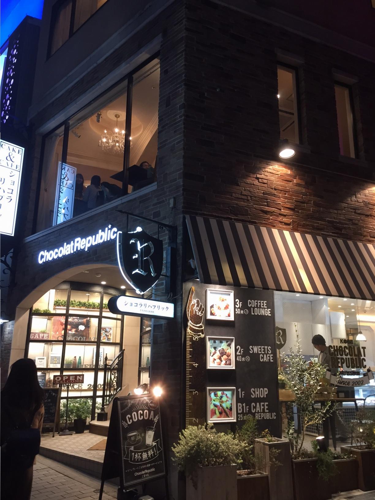 神戸ならではの洋菓子文化を感じられるカフェ♡ChocolatRepublic_1