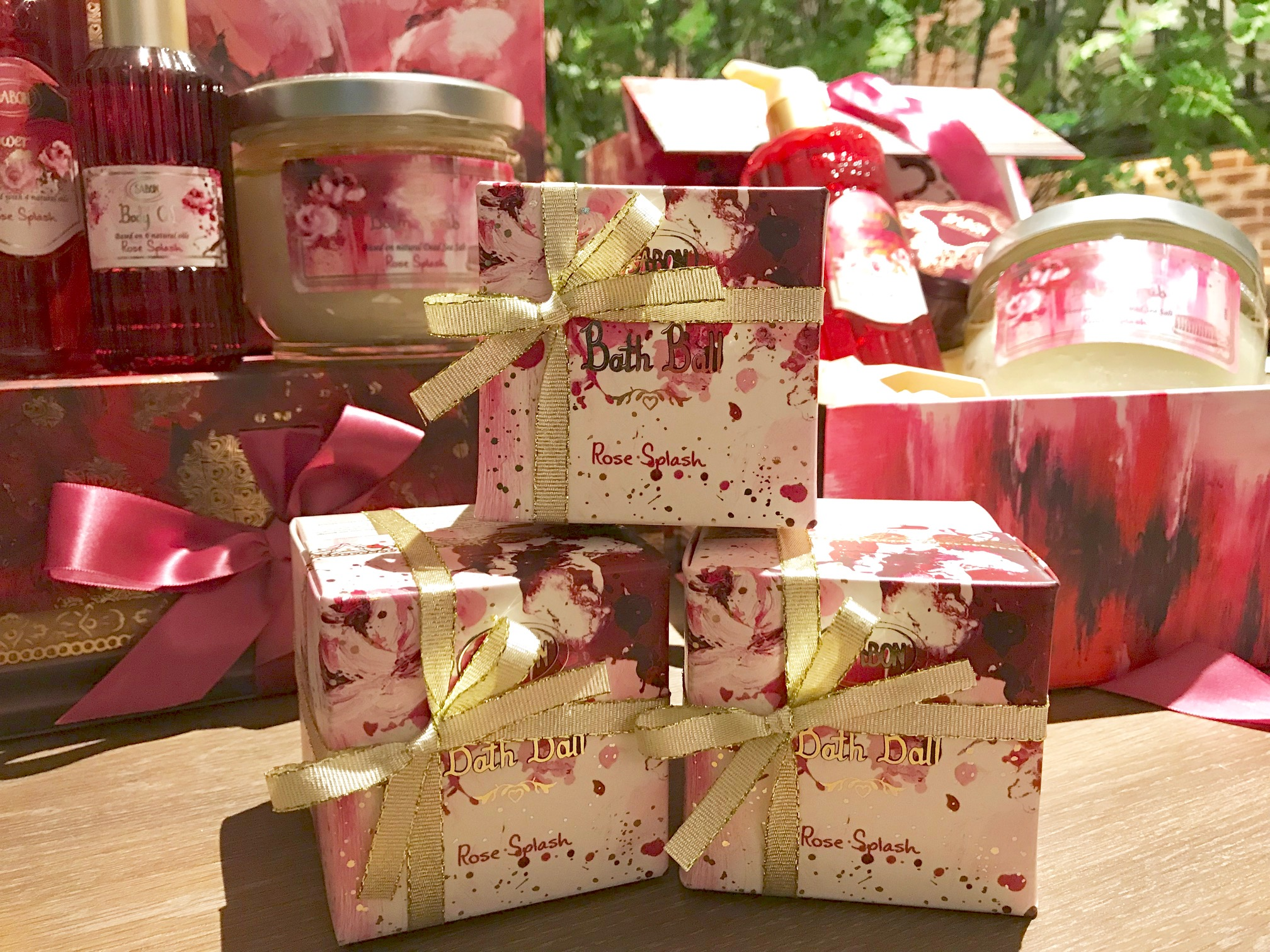『SABON』が贈る、ローズ香るピンクのディナー(しかも特典つき♡)!! 今度のデートや女子会は『ザ ストリングス 表参道』で_12