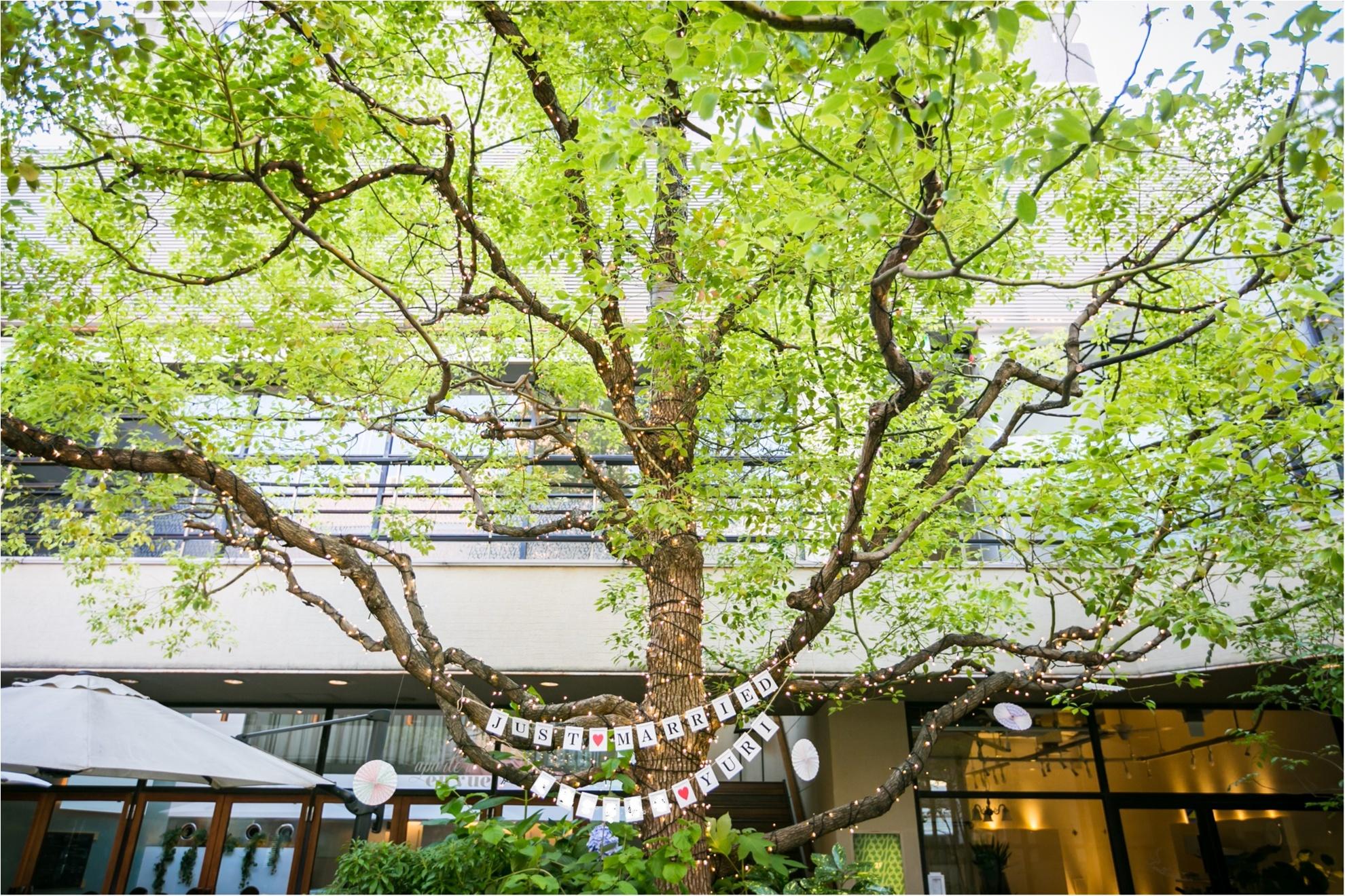 〖ゆりっぺ婚part.4〗これでレポート終わり!最後は大阪・堀江で行った1.5次会パーティについて♡本当に都会なの!?自然たっぷりのレストランウェディングはこちら♪_3
