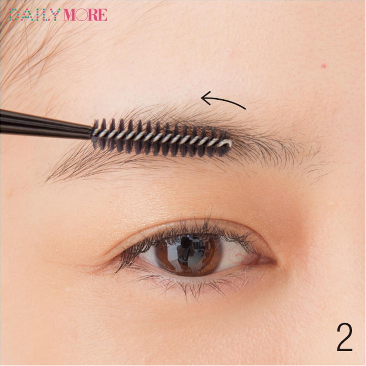 平行眉メイク特集 - 眉毛の形の整え方、描き方のポイントまとめ_4