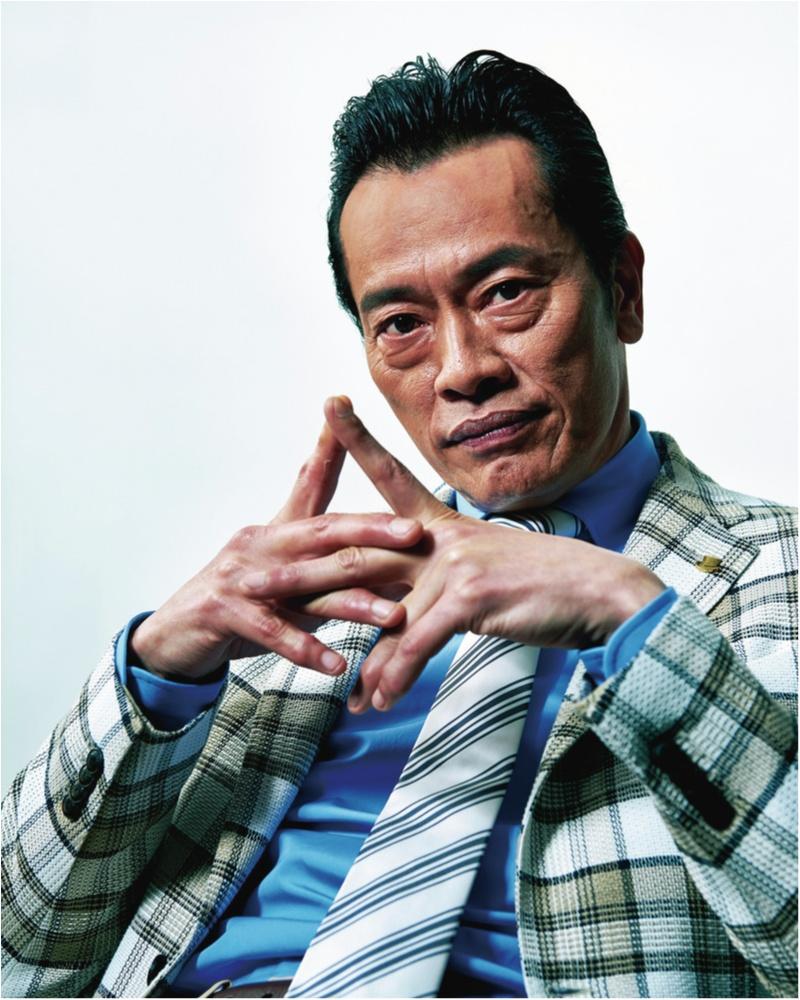 遠藤憲一さん、「本気なら、迷わず希望部署にぶつかっていけ!」【Mr.ダンディお悩み相談室『俺の人生論』】_1