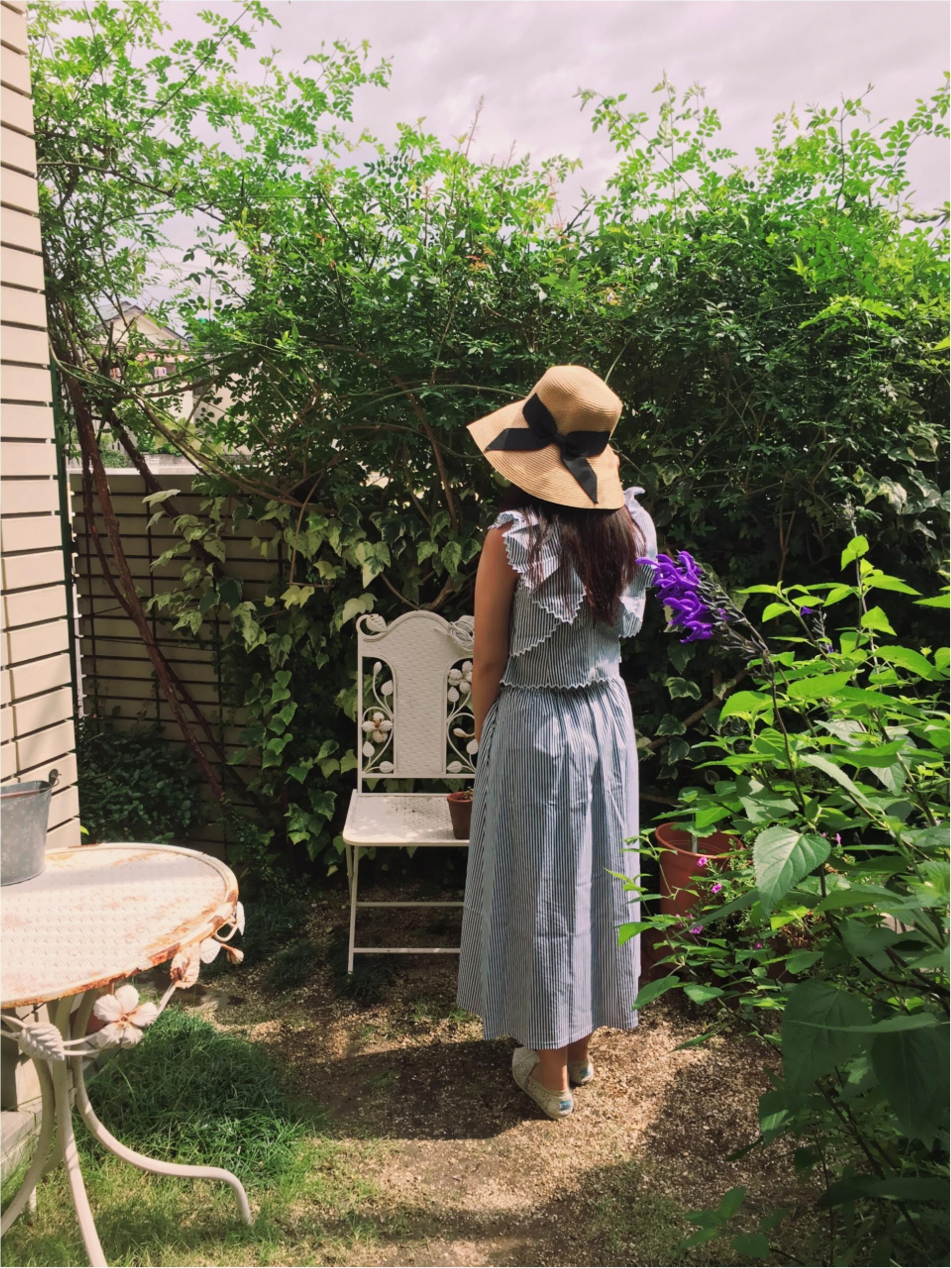 夏のマストアイテム♡ストローハットをゲットしなきゃ♡byみそ_5
