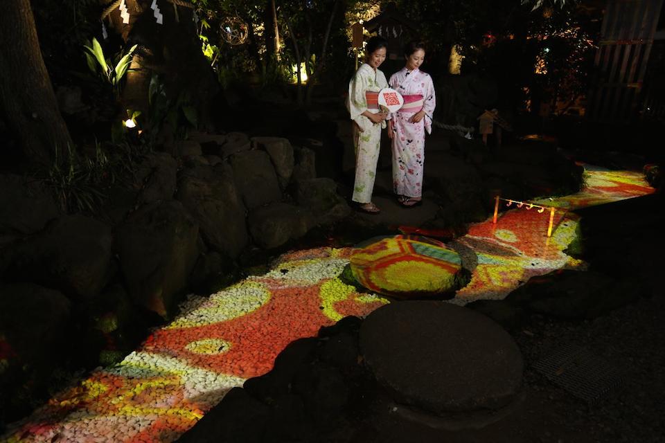 川越氷川神社の『縁結び風鈴』で日本の夏を満喫♡_2
