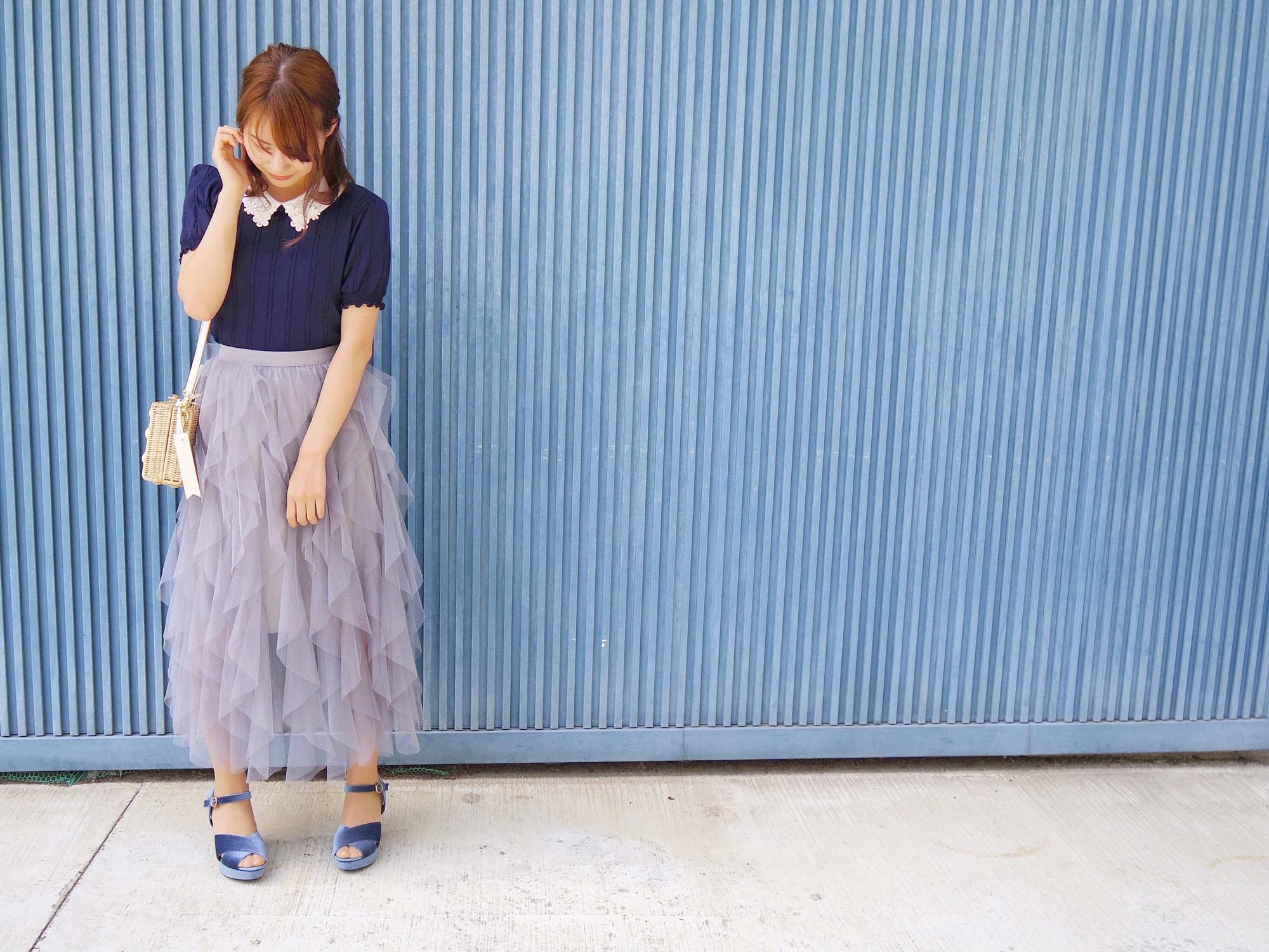 【れいかのヒロインコーデvol.4】韓国プチプラファッションで華やかさをプラス_1