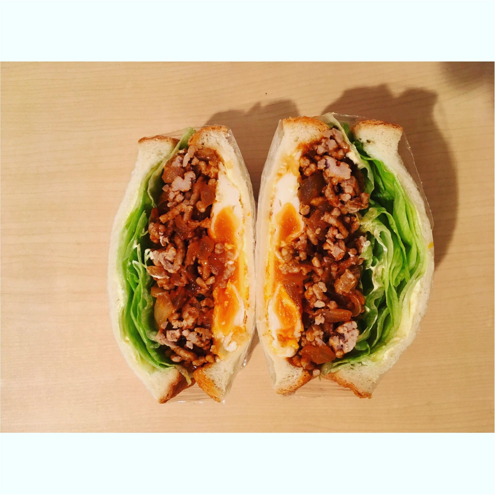 【料理▶朝ごパン☺】#萌え断シリーズ第3弾★オススメはる断サンド_5