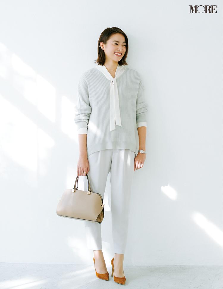 「上手な重ね着のコツを教えて!!」読者のお悩み、スタイリスト石上美津江さんが解決します_6