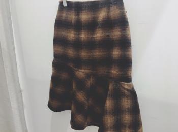 【GU(ジーユー)】嘘でしょ、、冬素材のマーメイドスカートが190円+税
