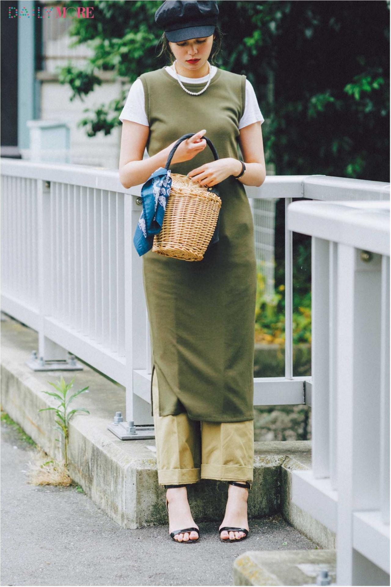 楽してかわいく夏らしく♪ 「サマードレス」コーデまとめ♡_1_1