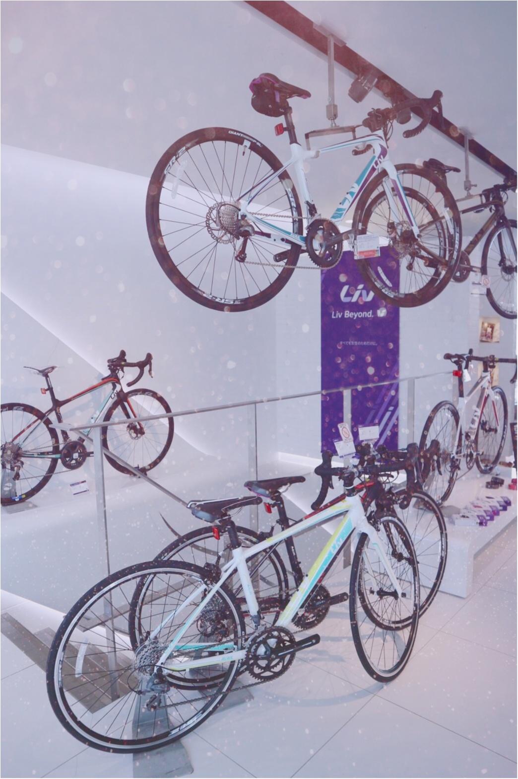 「ツール・ド・東北」完走のため一緒にがんばる相棒♡わたしたち三人娘の自転車を徹底解説!【#モアチャレ さえ】_4_5