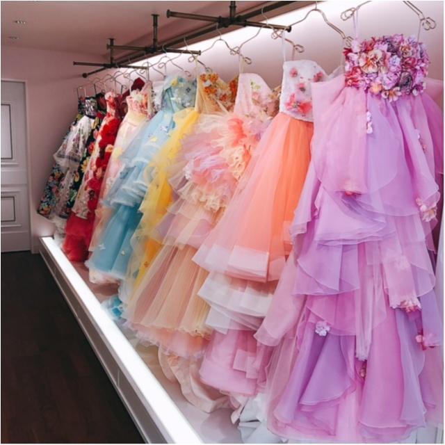 まるでお姫様♡『THE HANY』のウェディングドレスが可愛すぎる!_2