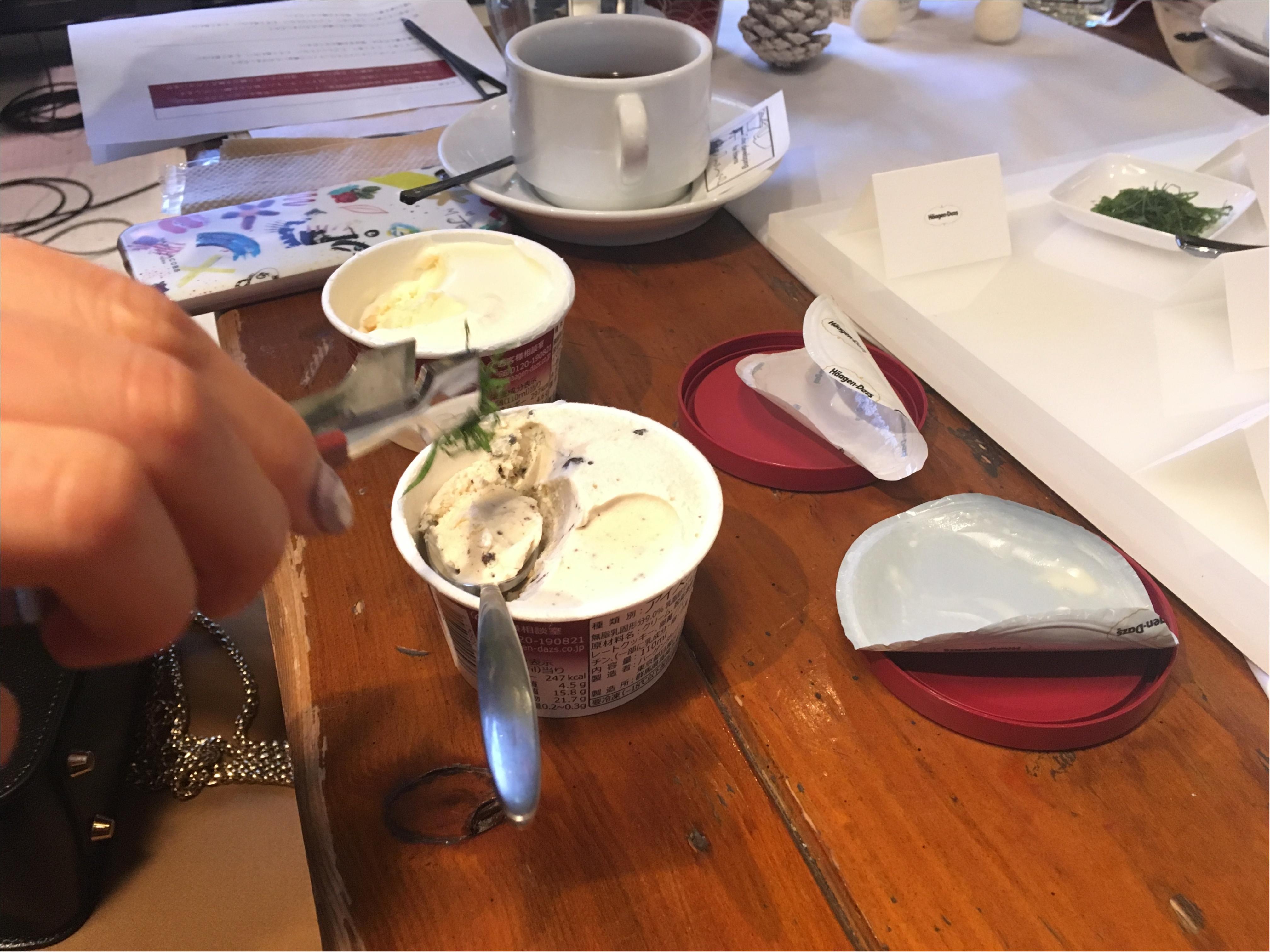 【レポ】12/5発売のあのアイスも先に食べれた『ハーゲンダッツクリスマスパーティー』は倍率250倍⁉︎_12