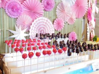 ヒルトン東京ベイのスイーツビュッフェ「ナツマツリ」が可愛すぎる♡