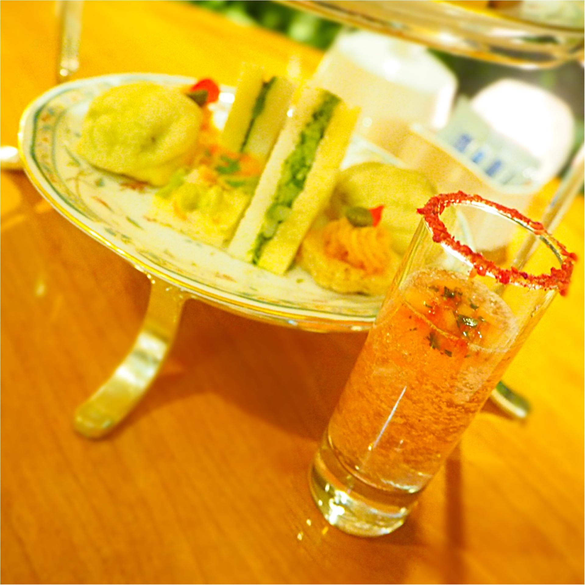 素敵な庭園がある【ホテル椿山荘東京】で美味しいイブニングティーを満喫♡_4