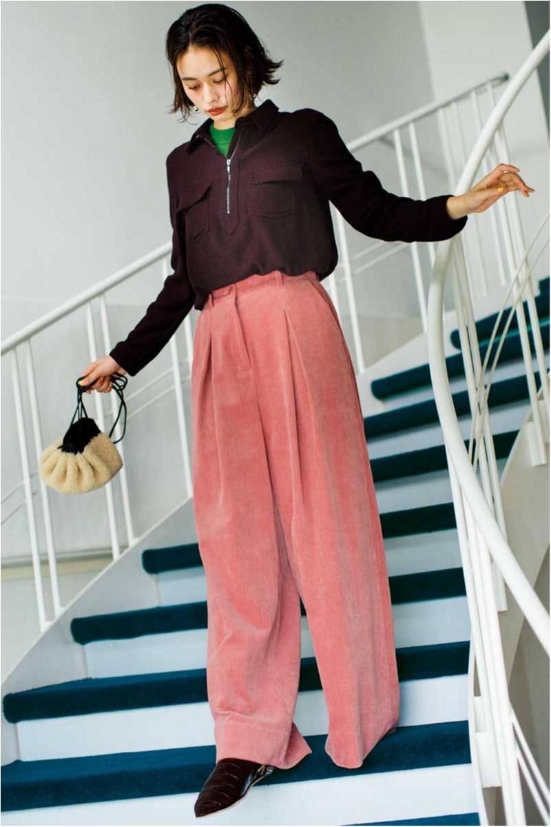 スタイリスト&プレスが今気になる秋服は? 答:後姿もきれいで、誰からも「好かれる」服!_1_4