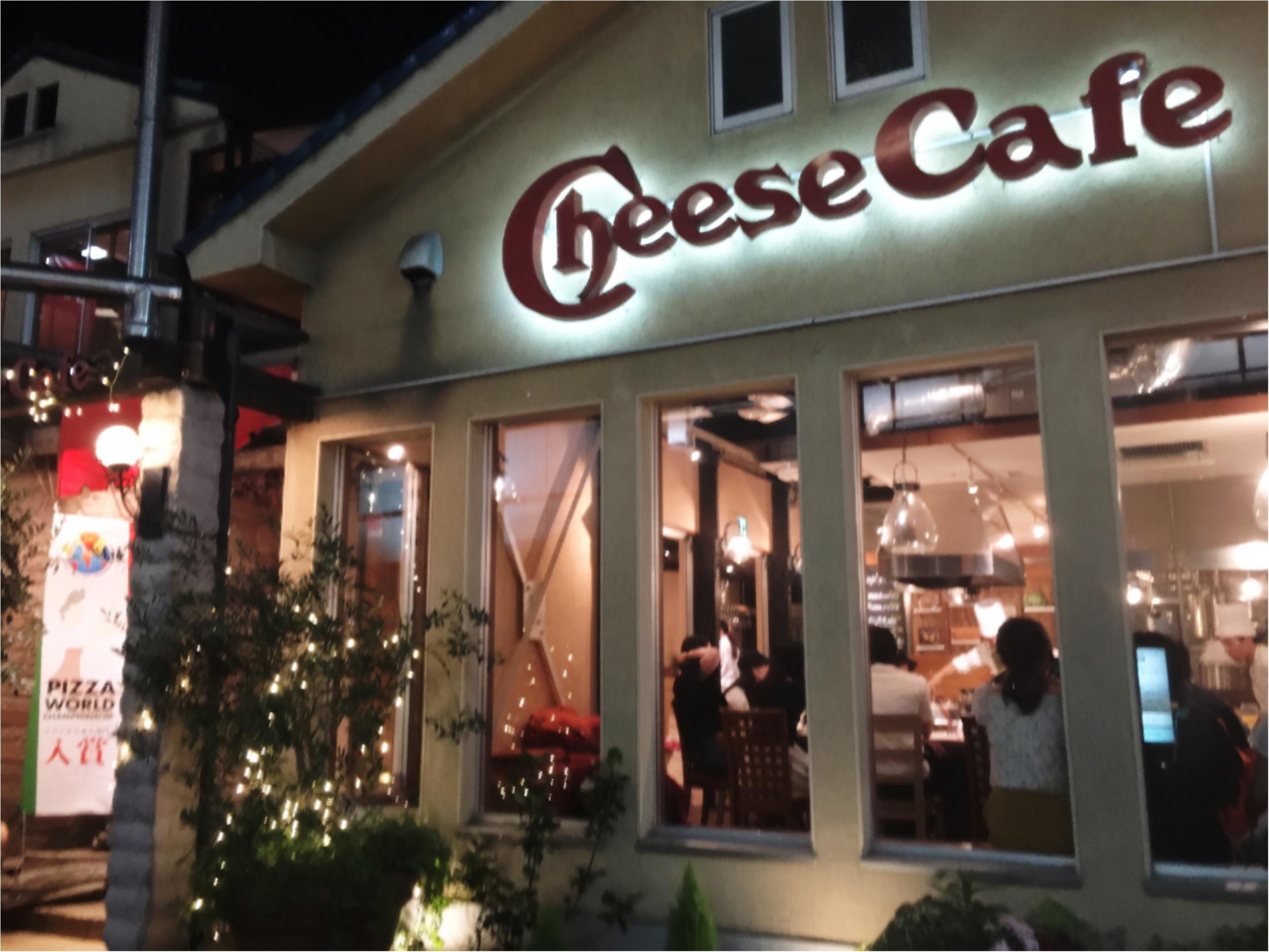 予約が取れない人気店!横浜チーズカフェに予約なしで入れちゃいました‼︎_1