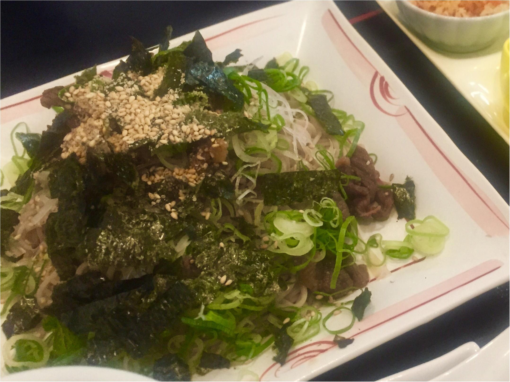 東京の人にも食べてほしい♡!三宮・水野のお蕎麦【新東京蕎麦】_3
