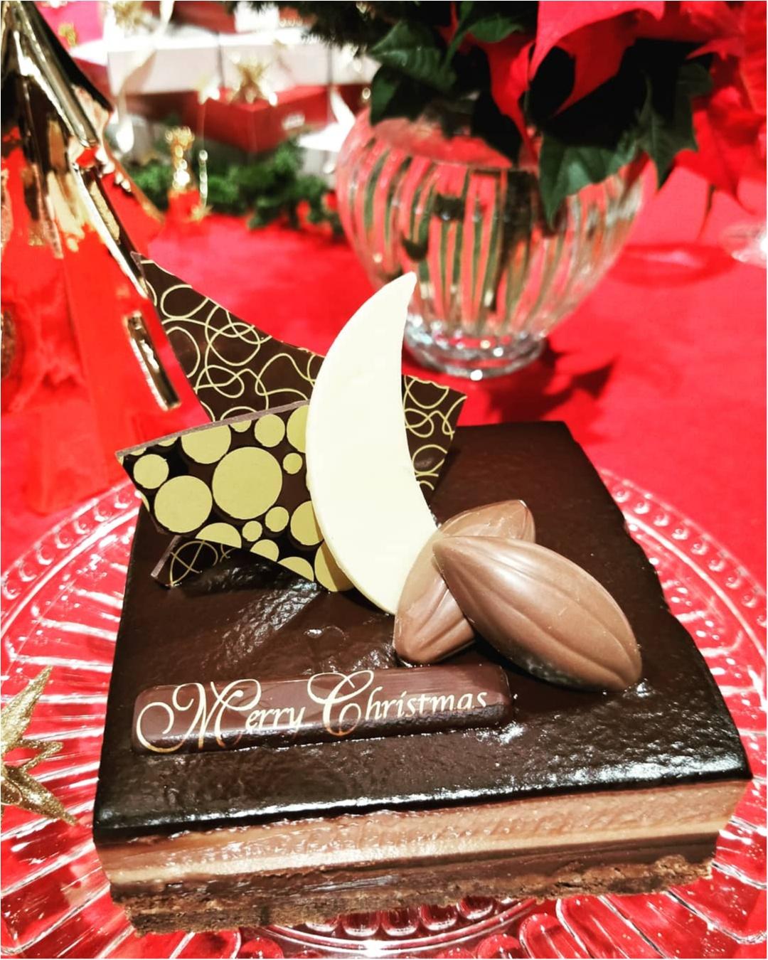 横浜チョコレート専門店「バニラビーンズ」のクリスマスケーキ試食会レポ♡_3