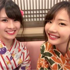 浴衣で京都❀(*´v`*)❀ ♡sayachim♡