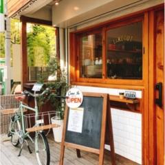 """「ツール・ド・東北」本番まであと6日!自転車好きにオススメしたい""""チャリカフェ""""第3弾♡「Rinz TOKYO」@東京・春日【#モアチャレ さえ】"""