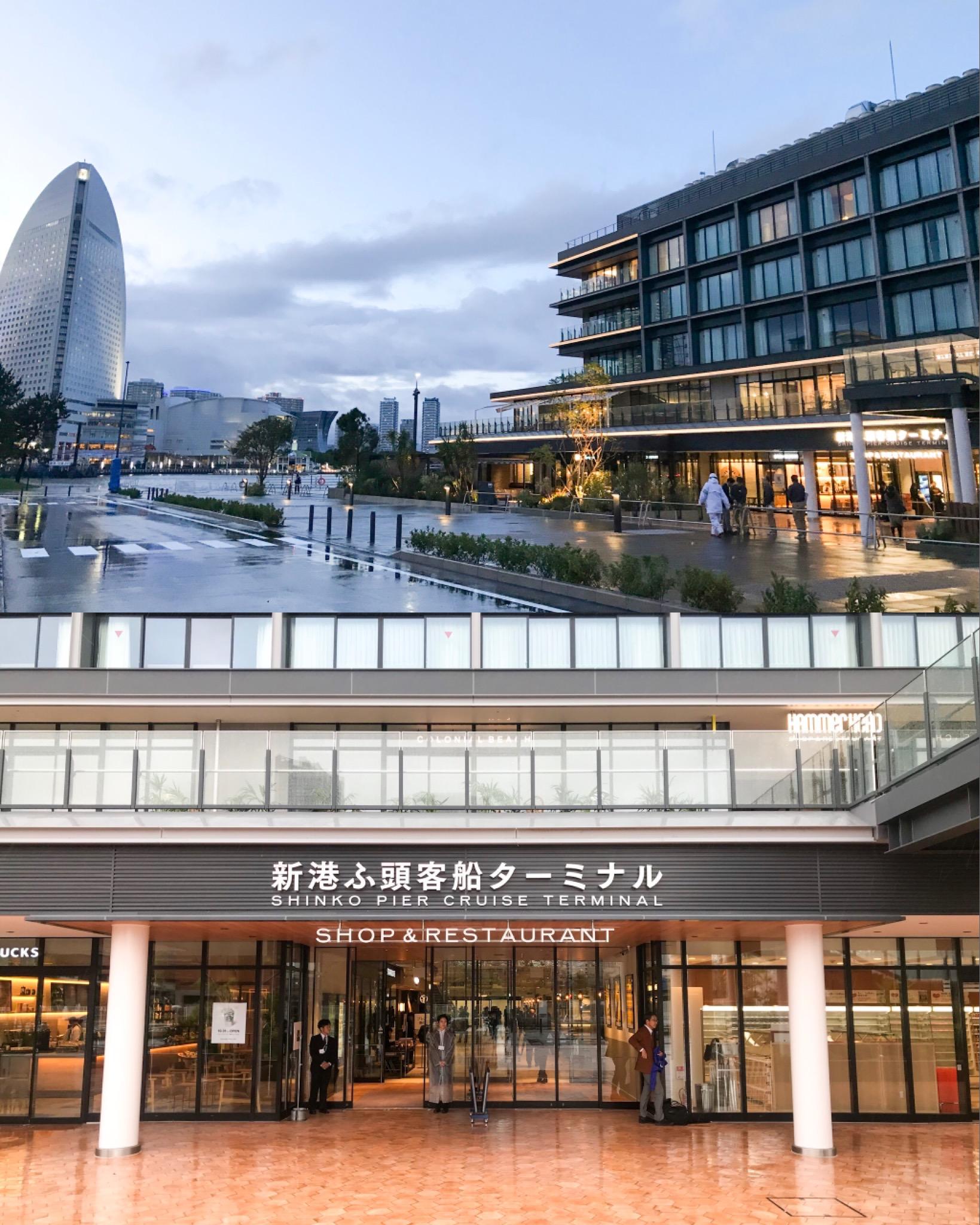 みなとみらい新スポット『横浜ハンマーヘッド』がオープン! おしゃれカフェ、お土産におすすめなグルメショップ5選_1