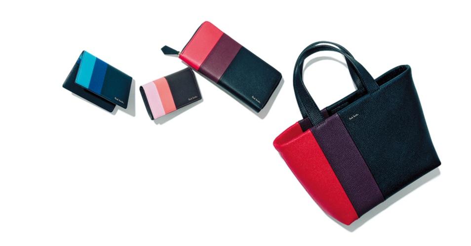 自由でポジティブな色使いにもう夢中!「ポール・スミス」のバッグと駆け抜けて、春♪_4